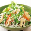 Kyoto Japanese Radish & Dried Baby Anchovies Salad