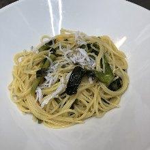 Japanese-style pasta