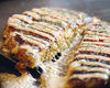 Okonomiyaki - Rice Cake, Cod roe, Corn Creamy Mix