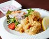 2. Chicken namban with Kyoto pickles tartar sauce
