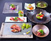 Kobe Beef Traditional Banquet Course Extra-quality Lean Meat Kobe Beef (7 items in total)