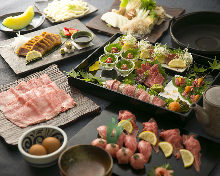 12,800 JPY Course (7 Items)