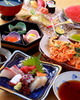 Chef's choice Kaiseki (set of dishes served on an individual tray) 6,500 yen