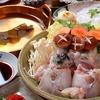 Tetchiri (boiled puffer fish dish) course 6,800 yen