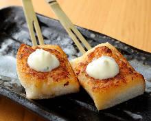 Shrimp bread