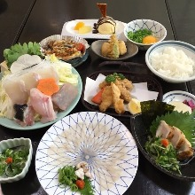 6,050 JPY Course (9 Items)