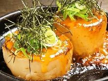 Daikon radish (a type of oden)