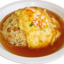 Tianjin fried rice