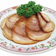 Roasted pork