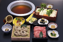 6,458 JPY Course (8 Items)