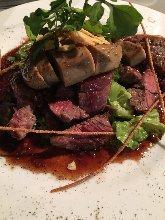 Ichibo (Rump cap) steak
