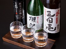 Japanese Sake Tasting Set