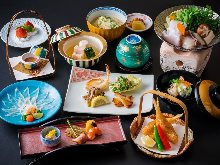 6,480 JPY Course (12 Items)