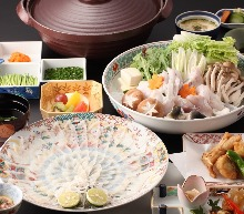12,000 JPY Course (8 Items)