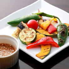 Grilled / sauteed vegetables