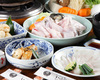 Winter Only: Tecchiri (Blowfish Hot Pot) Course (Tax & service charge are not included.)  *Reservation is essential