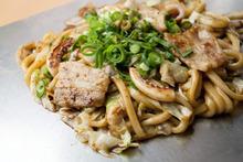 Wheat noodles
