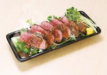 Whale steak
