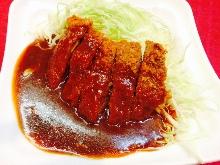 Beef cutlet