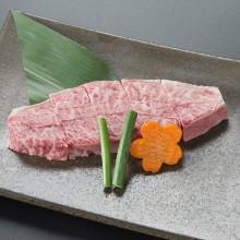 Premium wagyu top blade