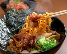 Spicy offal ramen