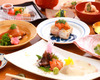 Chef's choice dinner course 5,500 yen (8 items)