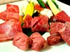Kobe Beef and Kuroge Wagyu ! A Specially Selected 6 Varieties and Grilled Vegetables, Serving 120g per Person.