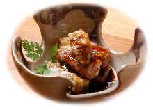Deep-fried Wagyu beef