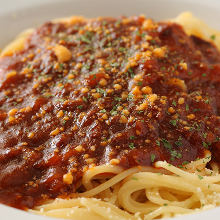 Pasta with Meat Sauce