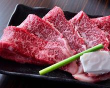 Premium beef bottom flap