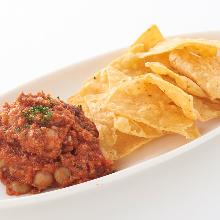 Chili con carne Nachos