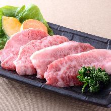 Extra premium beef ribs