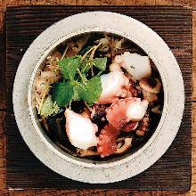 Kamameshi (pot rice)