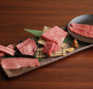 Assorted Wagyu beef of the day