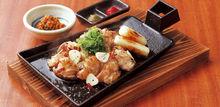 Horumon yaki (grilled offal)