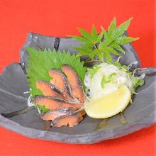 Preserved mackerel
