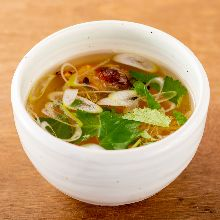 Other potages and soups