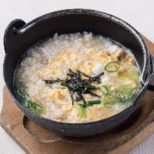 Other rice soup / Rice cake