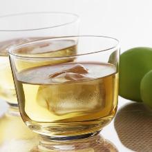 Citron plum wine