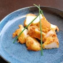 Fried Chinese yam