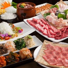9,000 JPY Course (12 Items)