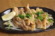 Seseri (chicken neck meat)