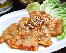 Tecchan (beef large intestine)