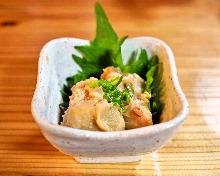 Yama-uni tofu