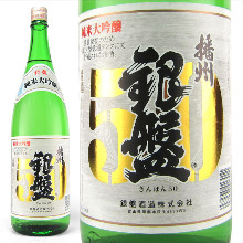 Ginban Junmai Daiginjo(Toyamaken)