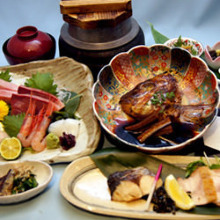 4,500 JPY Course (8 Items)
