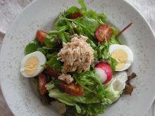 Tuna and mayonnaise
