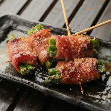 Bacon and Asparagus