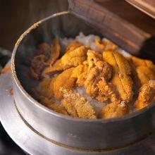 Takikomi gohan(mixed rice)
