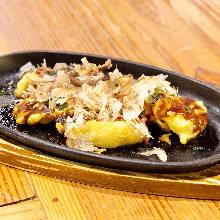 Grilled squid (Kansai)